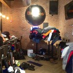 Clothing drive held at Brunzie's, Indiana, PA