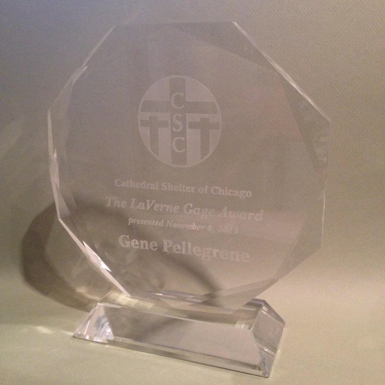 2013 Laverne Gage Award